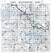 Township 12. N., Range 4 E. - Reedsburg, Sauk County 1921